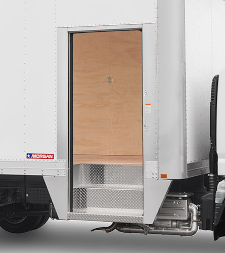 Roll-Up Maximizer Door