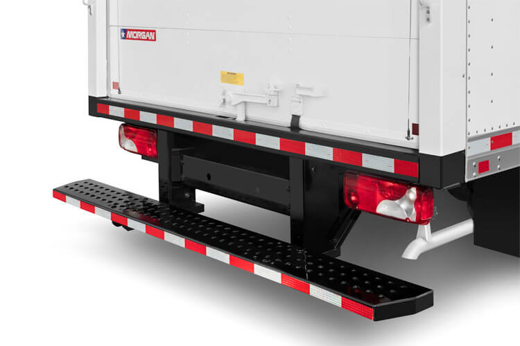 ICC Underide Bumper w/ Optional Walkramp and Bumper Blocks