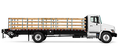 Dry Freight Box Truck