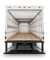 Dry Freight - Slats, E-Track w/ Load Locking Bars