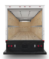Dry Freight - Plywood, E-Track, Tie Rings, Floor Tie Downs