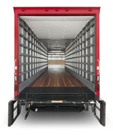 Dry Freight - Slat Liner, Carpet Covered