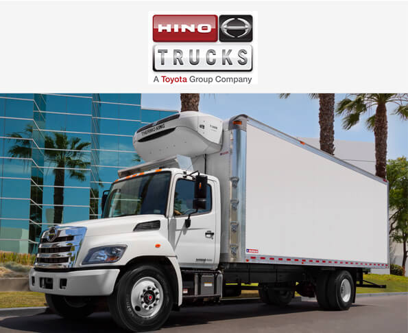 Hino OEM Chassis Supplier
