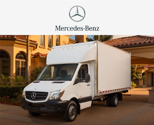 Mercedes-Benz OEM Chassis Supplier