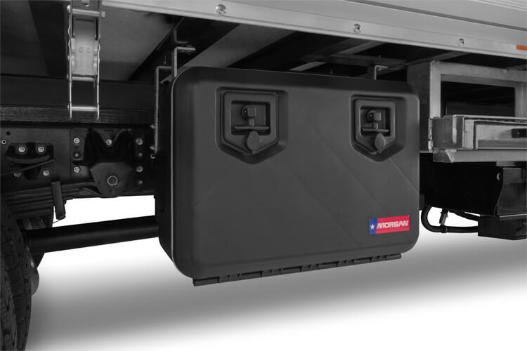 small polypropylene underbody toolbox
