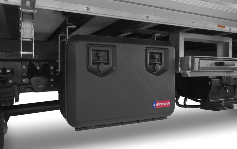 undermount toolboxes