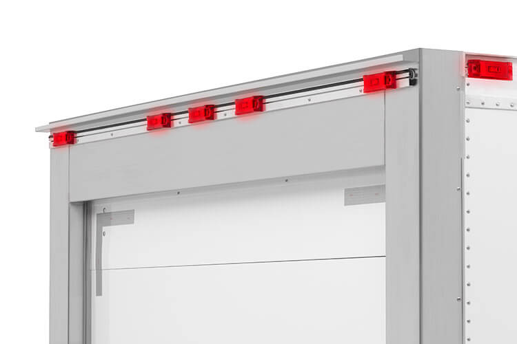 Refrigerated Cold Star rear frame