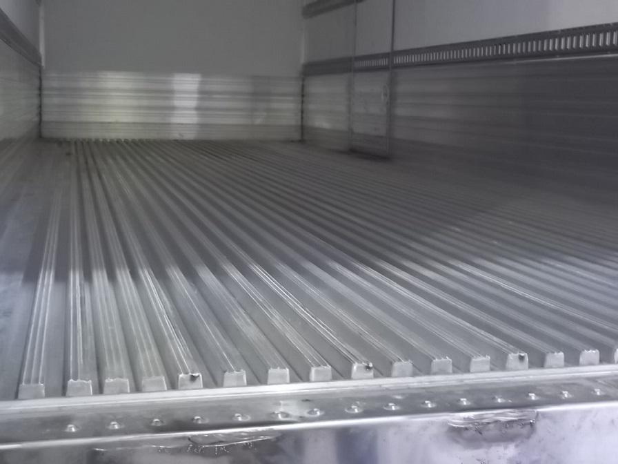 Morgan Corporation Truck Bodies Stock Inventory